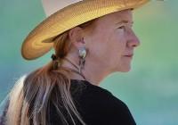 Native cowgirl
