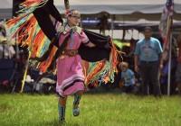 Native Americn girl